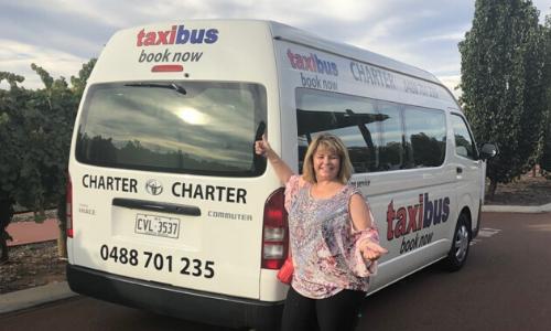 TaxiBus - MaxiCab Company in Perth