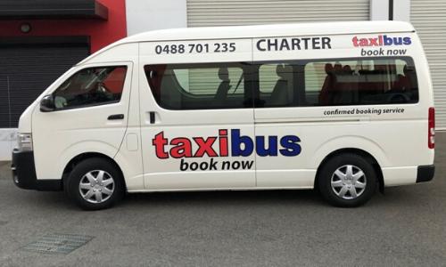 TaxiBus - Professional Maxi Cab Company in Perth